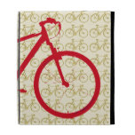 graphic bicycle ~ patterns iPad case