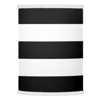 Black and white stripes lamp shades zazzle graphic black and white stripes lamp shade mozeypictures Image collections
