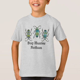 Graphic bugs latipes insect drawing art t-shirt