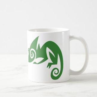 Graphic Chameleon Coffee Mug