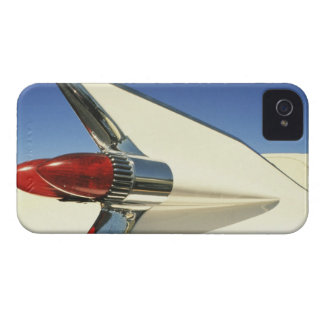 Graphic: Close-up of fin and taillight on iPhone 4 Case