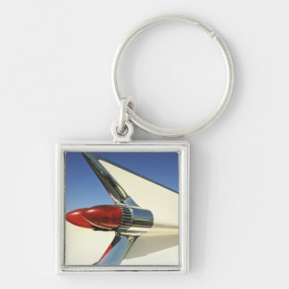Graphic: Close-up of fin and taillight on Keychain