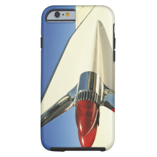 Graphic: Close-up of fin and taillight on Tough iPhone 6 Case
