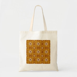 Graphic configuration tote bag