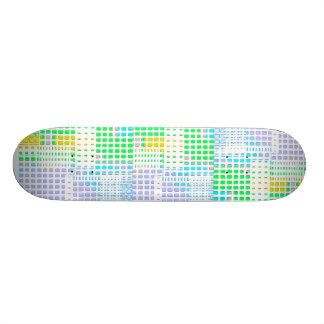 Graphic design building skateboard decks