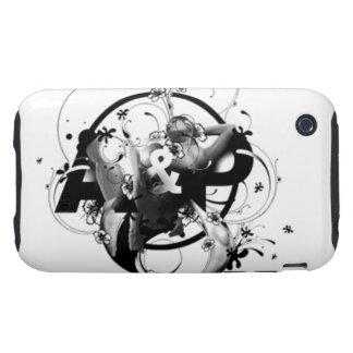 Graphic design - iPhone 3 tough cover