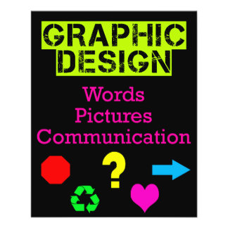 Graphic Design Retail Career Day Flyer