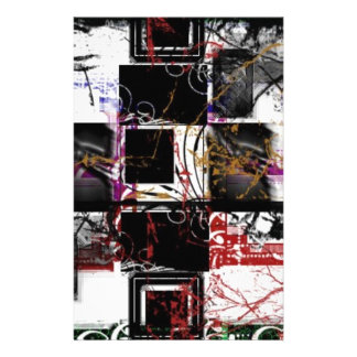 Graphic Design Stationery Paper