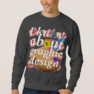 graphic design sweatshirt