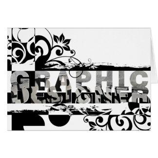Graphic Designer Card