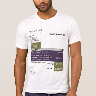 Graphic Designer LightColor T-Shirt
