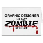 Graphic Designer Zombie