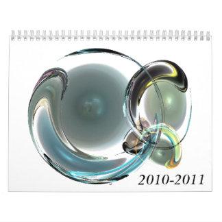 Graphic Designs Calendar