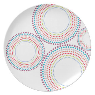 Graphic Dinner Plate