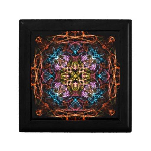 Graphic Elegance Jewelry Box