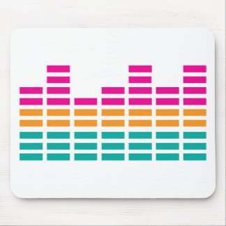 Graphic Equaliser Stereo Hi-Fi Mouse Pad