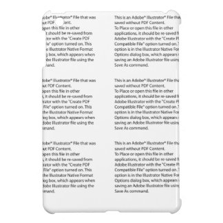 Graphic Error Computer iPad Mini Case