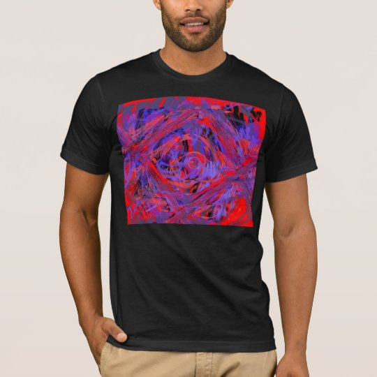 Graphic Explosion T-Shirt
