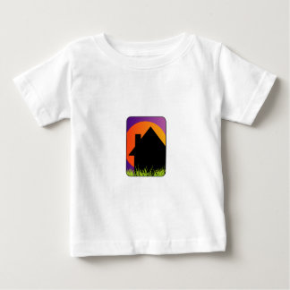 Graphic for home renovation or real estate baby T-Shirt