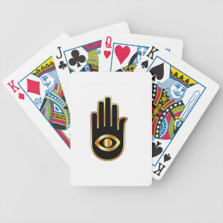 Graphic for psychic or mind reader bicycle poker cards