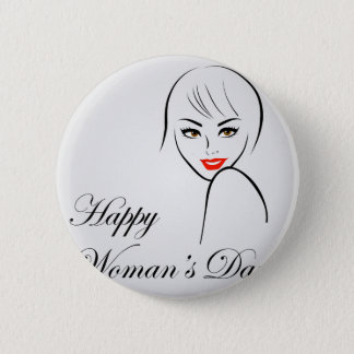 Graphic for womens day button