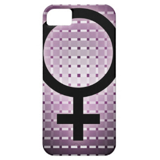 Graphic for Womens day iPhone SE/5/5s Case