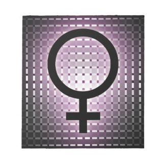 Graphic for Womens day Notepad