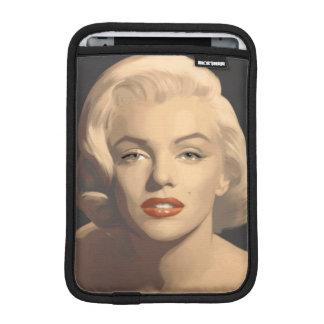 Graphic Gray Marilyn iPad Mini Sleeves