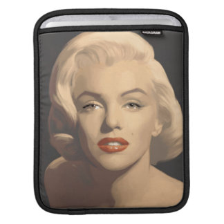 Graphic Gray Marilyn Sleeve For iPads