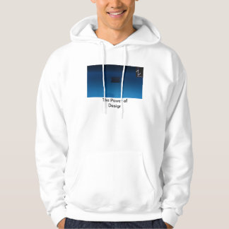 Graphic Hooded Pullover
