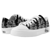 Graphic Italia Printed Shoes