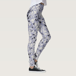 graphic leggings