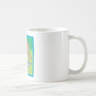 Graphic Leopard Coffee Mugs
