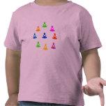GRAPHIC Logic Circular Tshirts
