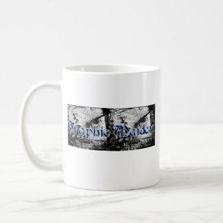 Graphic Maiden Mug