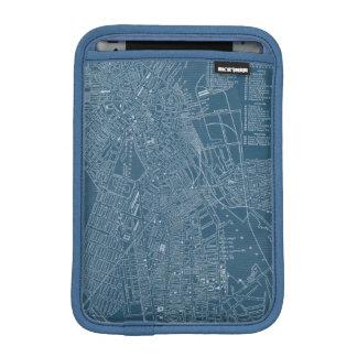 Graphic Map of Boston iPad Mini Sleeve