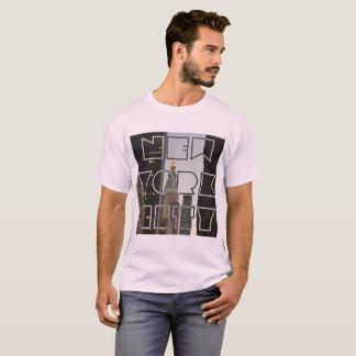 Graphic men's NYC night t-shirt