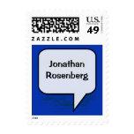 Graphic Novel Bar Mitzvah Stamp , Small