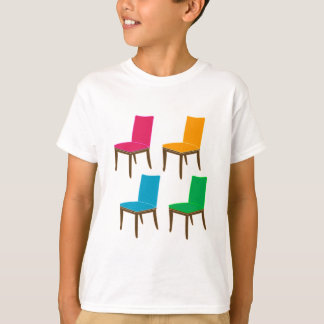 Graphic of a dining chair T-Shirt