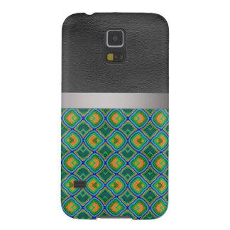 graphic pattern PETER.jpg Case For Galaxy S5