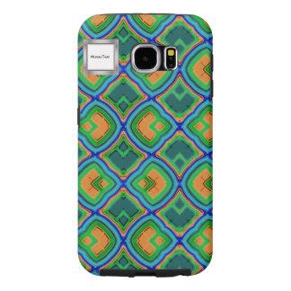 graphic pattern PETER.jpg Samsung Galaxy S6 Cases