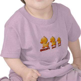 Graphic Quackity Quack Tshirts