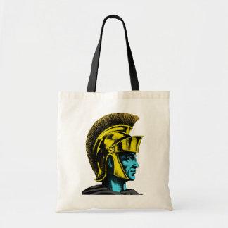 Graphic Roman Gladiator Canvas Bags