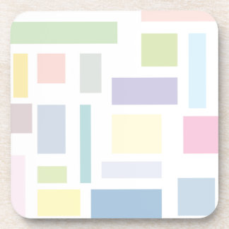 Graphic Shapes Set of 6 Coasters