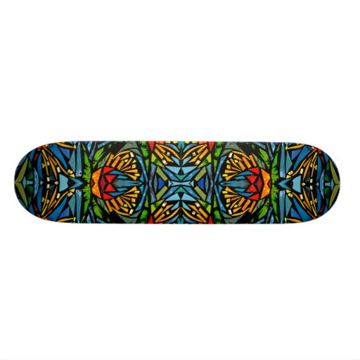 Can Graphic Designers Design Skateboards