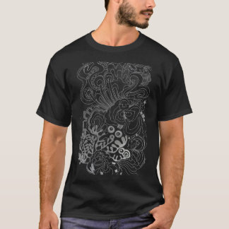 graphic sketch T-Shirt