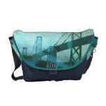 graphic stormed bridge commuter bags