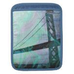 graphic stormed bridge sleeve for iPads