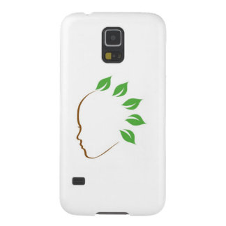 Graphic symbolizing organic hair spa galaxy s5 cover