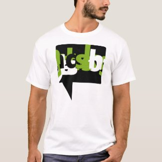 Graphic T-Shirt - Visual Voice Green